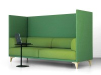 Apoluna Box sofa EJ 400 B. 2 or 3 seats