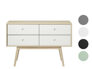 Butler chest of drawers, 4 drawers