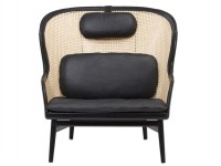 Dandy Easy Chair. Black