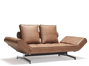Herlev Chrome convertible daybed