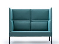 Molto Sofa. 2 seater. High backrest.
