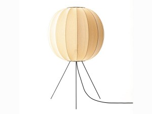 Knit-Wit Floor lamp. Ø 60 cm. Medium size.