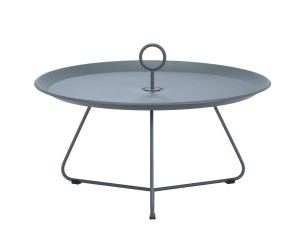 Eyelet outdoor tray table Ø70 cm