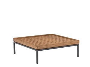LEVEL square outdoor lounge Table.