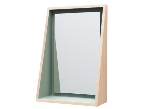 Float mirror