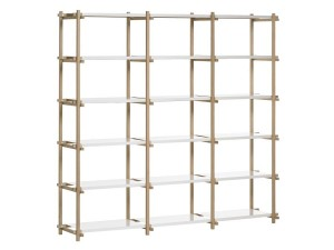 Woody High shelve system