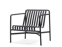 Palissade outdoor lounge chair low