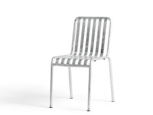Palissade outdoor chair hot galvanized