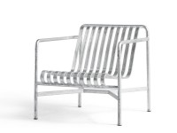 Palissade outdoor lounge chair low hot galvanized