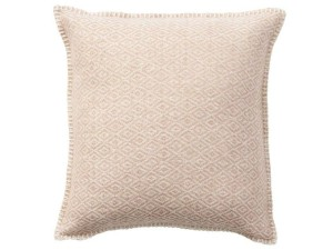 Stella cushion cover, 45 x 45 cm. 100% eco lambs wool.