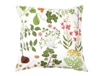 Leksand cushion cover, 45 x 45 cm. 100% cotton