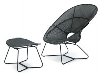 Outdoor Tornaux Lounge chair