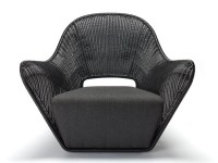 Outdoor Manta Lounge chair