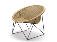 Outdoor C 317 lounge chair