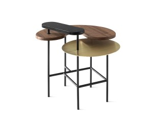 Palette JH8  coffee table or side table. Blue