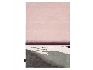 Hand tufted Horizon Frost, rug. 2 sizes