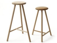 Perch hight stool 63 cm or 75 cm