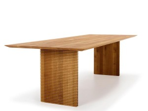Straight dining table GM 3500. 5 sizes